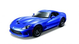 Model metalowy Dodge Viper 2013 1:24 do składania