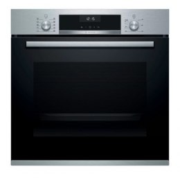 Bosch Oven HBT517CS0S 71 L, A, Built-in, Regular, Mechanical, Height 59.5 cm, Width 59.4 cm, Stainless steel