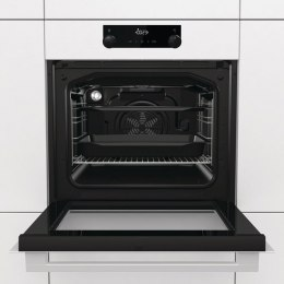 Gorenje Oven BO735E11W 71 L, A, Electric, AquaClean, Mechanical, Height 60 cm, Width 60 cm, White