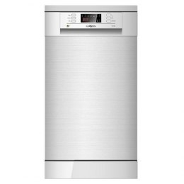 Goddess Dishwasher GODDFE947DX9N Free standing, Width 44.8 cm, Number of place settings 9, Number of programs 6, A++, Display, I