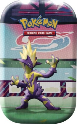 Karty Pokemon TCG Champion's Path - Mini Tin October Toxtricity