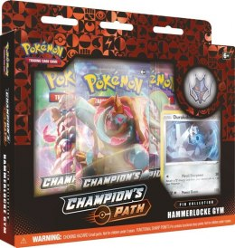 Karty Pokemon TCG Champion's Path Pin November Hammerlocke Gym
