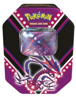 Karty Pokemon TCG Fall Tin'2020 Eternatusv