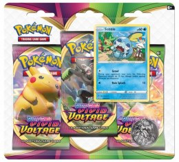 Karty Pokemon TCG Vivid Voltage 3Pack Blister Sobble