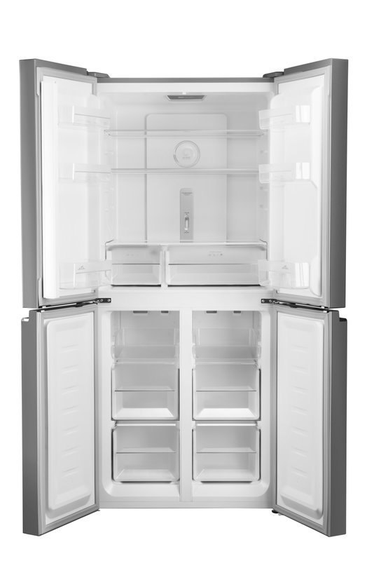 ETA Refrigerator ETA139090010 A+, Free standing, Side by Side, Height 180 cm, No Frost system, Fridge net capacity 268 L, Freeze