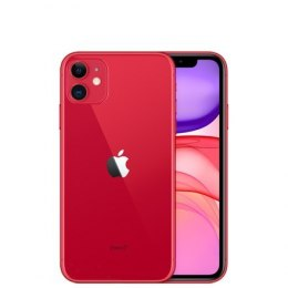 "Apple iPhone 11 Red, 6.1 "", IPS LCD, 828 x 1792 pixels, Hexa-core, Internal RAM 4 GB, 256 GB, Single SIM, Nano-SIM and eSIM, 3G,"