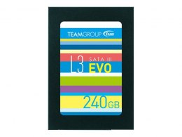 TEAM GROUP EVO 2.5″ 240 GB SATA III (6 Gb/s) 530MB/s 470MS/s