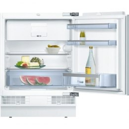 Bosch Refrigerator KUL15AFF0 A++, Built-in, Larder, Height 82 cm, Fridge net capacity 108 L, Freezer net capacity 15 L, 38 dB, W