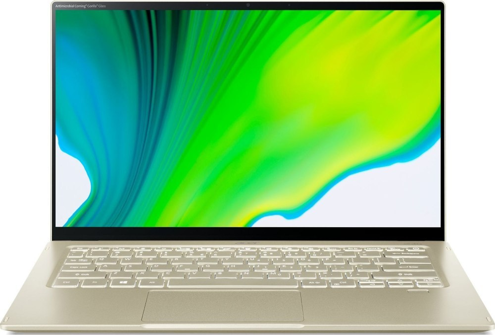 ACER Swift 5 SF514-55T 14/8GB/SSD256GB/W10H/Złoty
