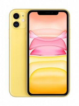 APPLE iPhone 11 64 GB Yellow (Żółty) MHDE3PM/A