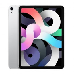 "Apple 4th Gen (2020) iPad Air + Cellular 10.9 "", Silver, Liquid Retina touch screen with IPS, Apple A14 Bionic, 64 GB, 4G, Wi-Fi"