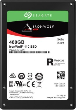 SEAGATE IronWolf 2.5″ 480 GB SATA III (6 Gb/s) 560MB/s 535MS/s
