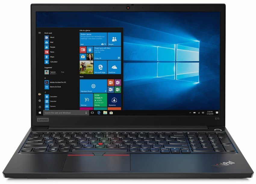 LENOVO ThinkPad E15 15.6/8GB/i5-10210U/SSD256GB/Intel UHD Graphics/W10P/Czarny