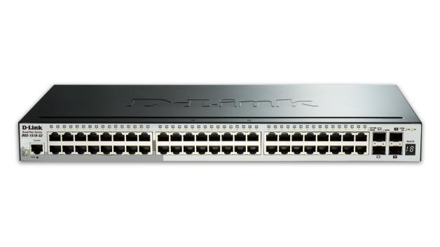 Switch D-Link DGS-1510-52X (48x 10/100/1000Mbps)