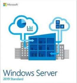 System operacyjny DELL Windows Server 2019 Standard 16 Core ROK ENG 634-BSFX