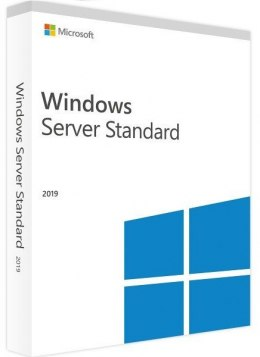 System operacyjny HP Windows Server Standard 2019 ROK PL 16 Core P11058-241