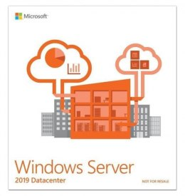 System operacyjny MICROSOFT Windows Server Datacenter 2019 PL 16 Core P71-09030