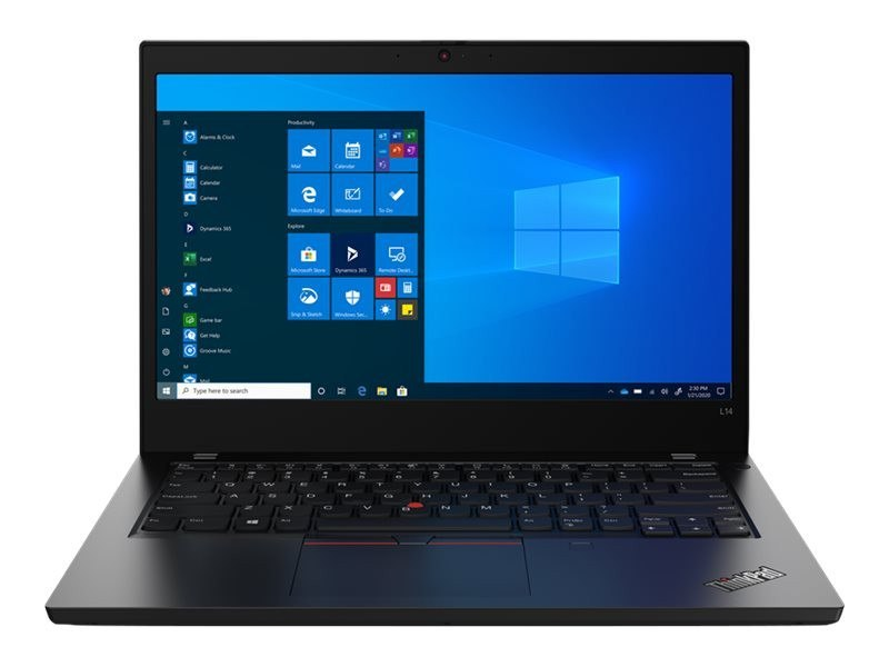 LENOVO ThinkPad L14 Gen 1 14/16GB/i7-10510U/SSD512GB/Intel UHD Graphics/W10P/Czarny
